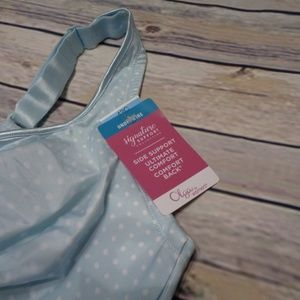 Olga Intimates & Sleepwear - NWT Olga Signature Support Satin UW Bra 42C